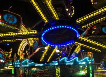 Луна-Парк Коблево на море — аттракционы для детей и взрослых