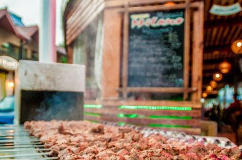 Пиццерия Milano — самый большой выбор пиццы на курорте