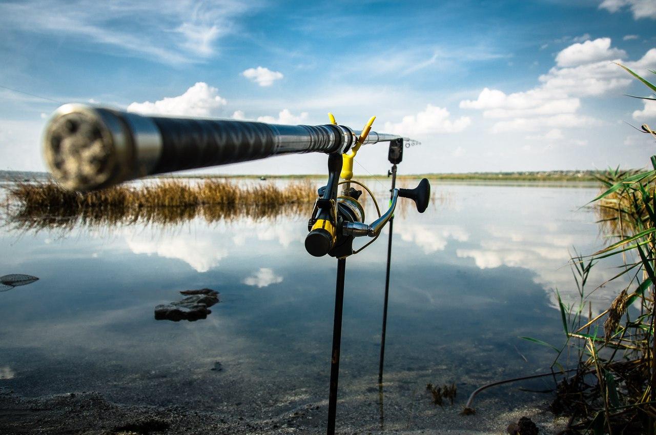 рыбалка море лиман