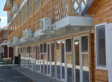 База отдыха Коралл в Коблево — номера Стандарт. Фото, карта