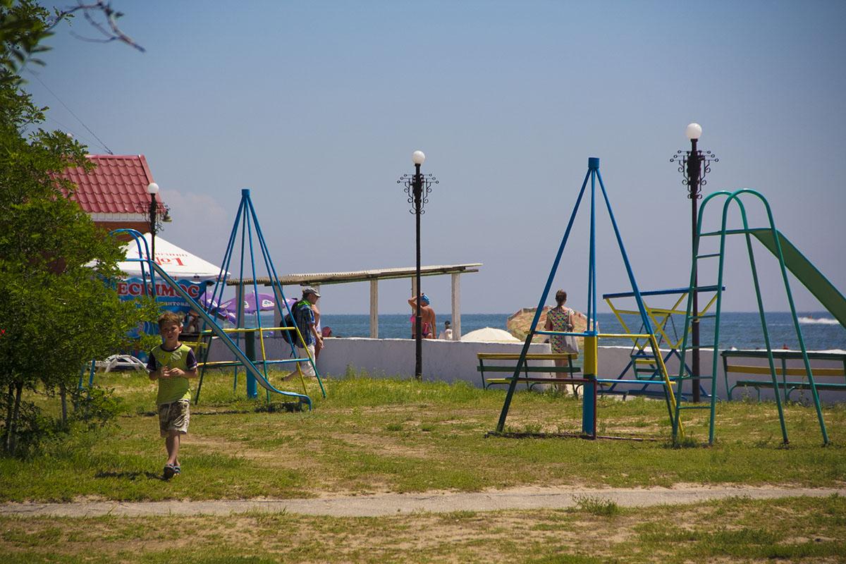 детская площадка база отдыха
