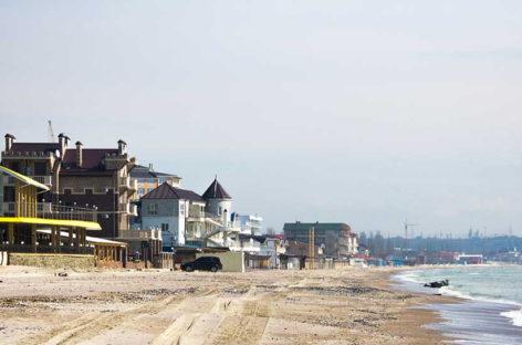 Отели Коблево на берегу моря — фото, цены, какие и сколько в первой линии