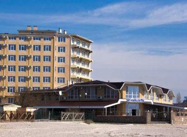 Открытие Crystal Beach в Коблево — новый корпус отеля 2017