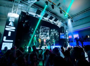 Brazil club — эпицентр клубной культуры курорта Коблево. Тонны звука и света
