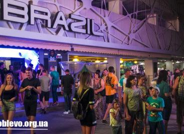 Monatik в Коблево — 22 июля, Brazil club. Большой летний концерт