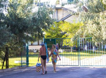 База отдыха Полиграфист в Коблево на сайте отелей курорта