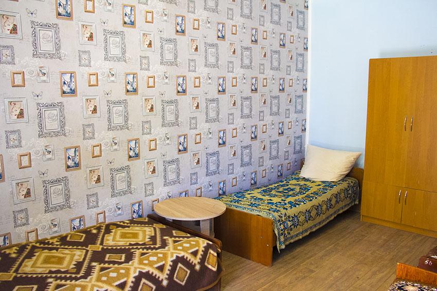 Мини-отель У Майкла в Коблево - 30 метров до пляжа