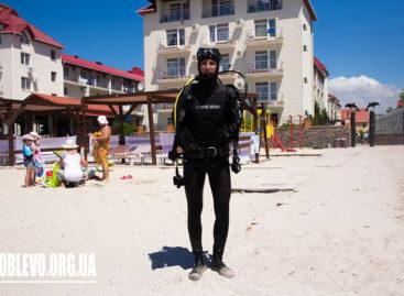 Дайвинг в Коблево — погружение в море. Экспресс-обучение, профи. Видеосъемка