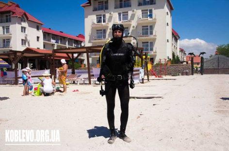 Дайвинг в Коблево — в море и на Тилигульском лимане