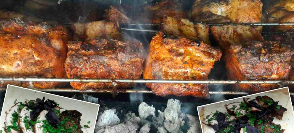 Новая Эра Grill — где поесть в Коблево