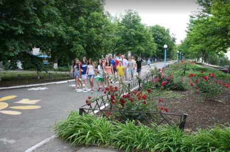 Бригантина в Коблево — детский спортивно-оздоровительный комплекс