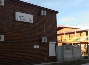 Koblevo Resort Marine Hotel. Номера Люкс. 100 метров до пляжа