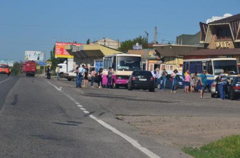Автостанция №1, Коблево транспорт. Автобусы и маршрутки ходят!