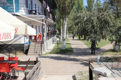 Волна Прим в Коблево — база отдыха в первой линии от моря