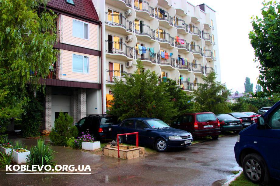 Отель Аркадия в Коблево