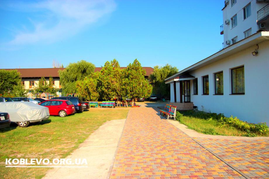 База отдыха Пикник в Коблево