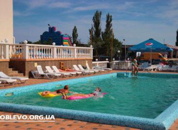 Отель Атлантик. Отдых у моря, бассейн, вкусная еда, детская игровая зона