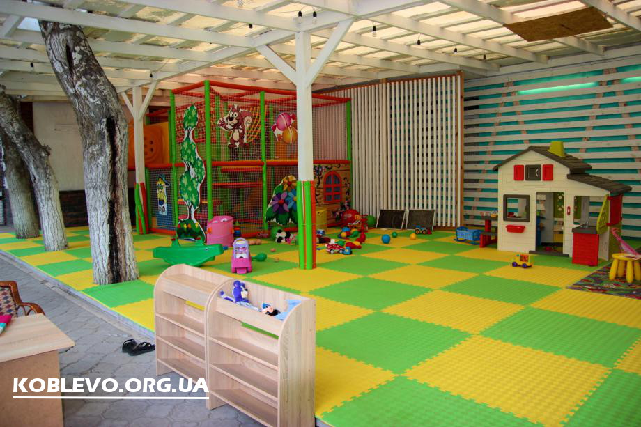 Сказка - детская комната в Коблево