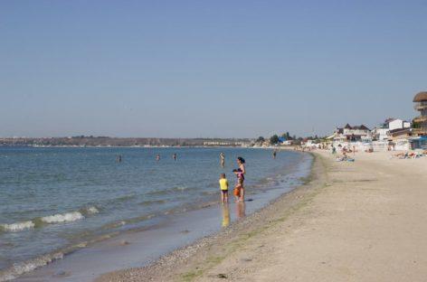 Отдых Дикарём на море — Коблево, Морское, Луговое, Рыбаковка