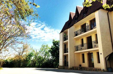 Сан Марино — отель, Морское Николаевской области. Коблево рядом