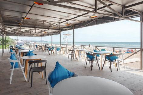 Парк-отель Кипарис. База отдыха у моря