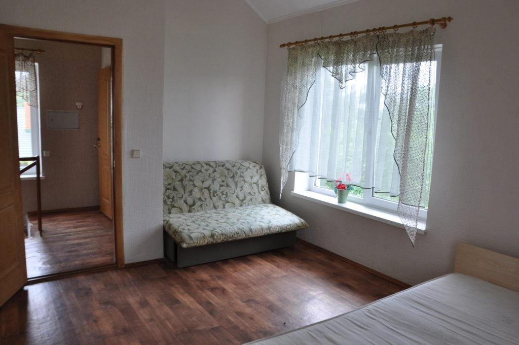 фото спальня коблево коттедж