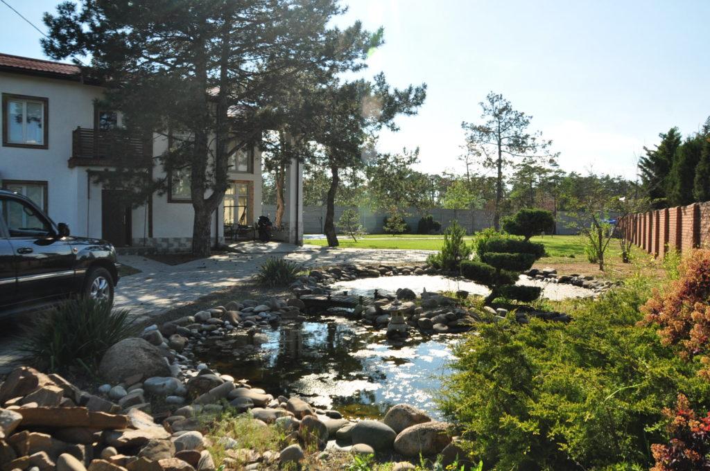 Коттедж - Сосновый Бор в Коблево