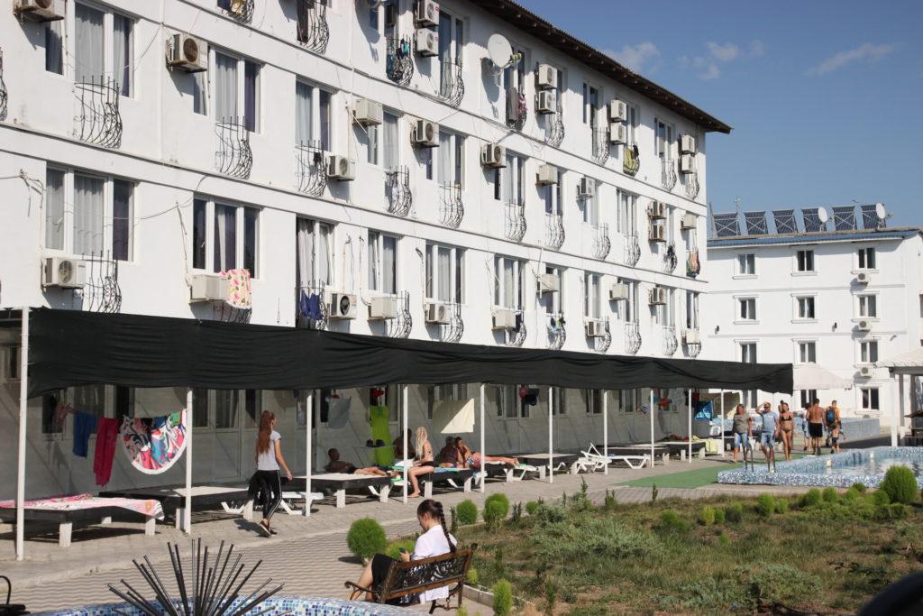 Отель коблево
