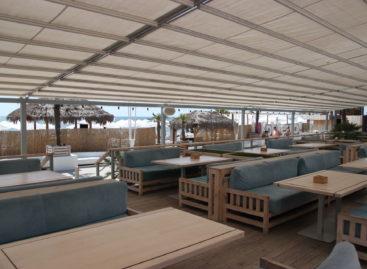 Ресторан на пляже — вкусно поесть у самого моря. Bora Bora