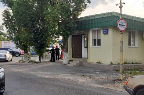 КПП Коблево курорта. Полицейская станция. Информация