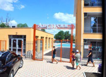 Отель Апельсин. Новый отель на «молдавских» базах отдыха