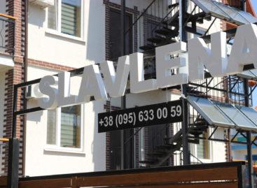 Slavlena — мини-отель в Коблево на улице Кишиневская