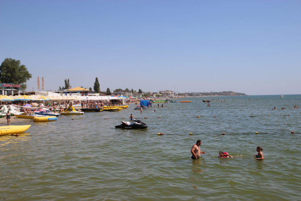Коблево море