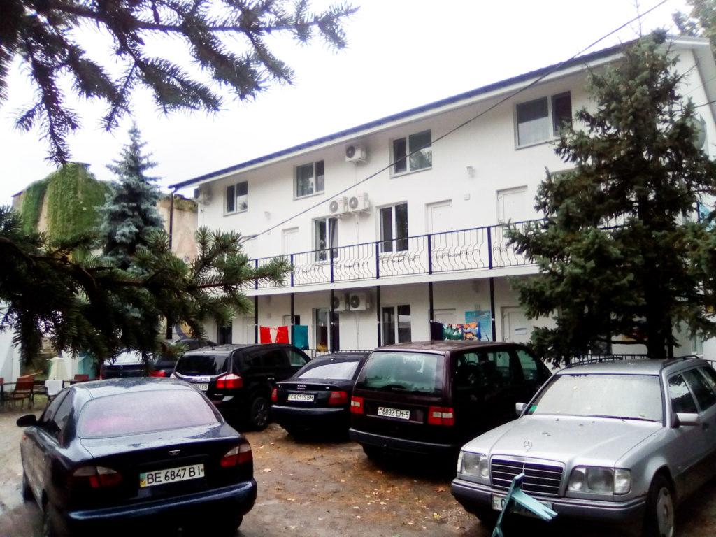 Отель Белла в Коблево