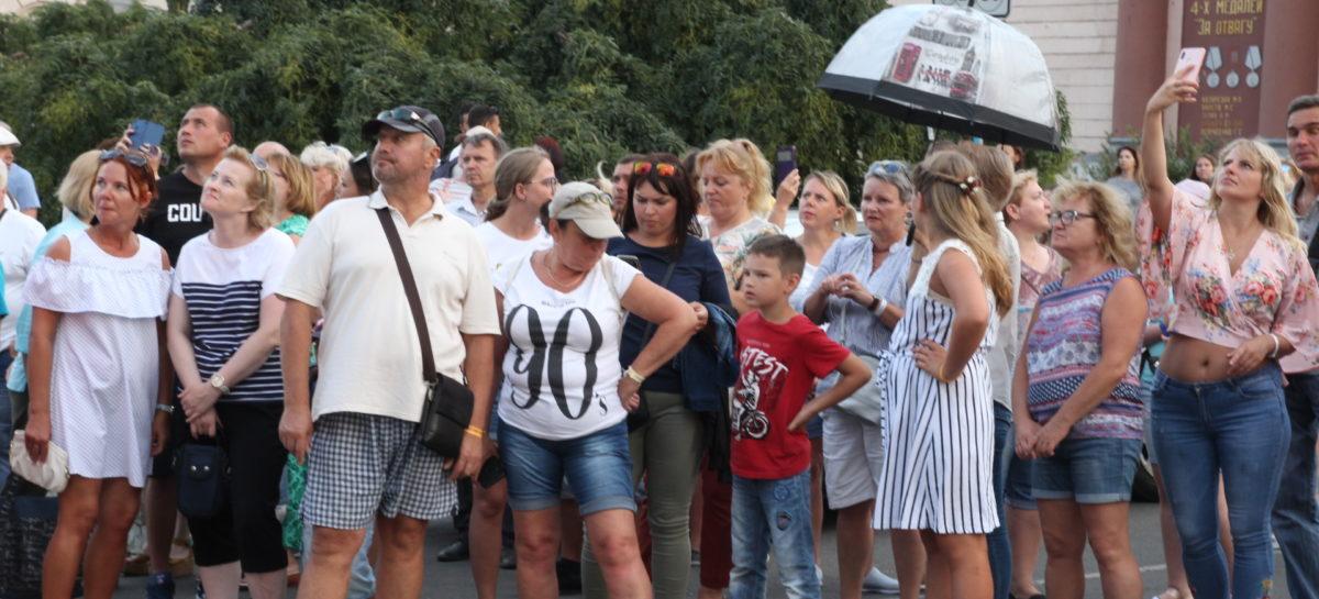 Экскурсия из Коблево на День города Одессы. Фото Обзорной экскурсии