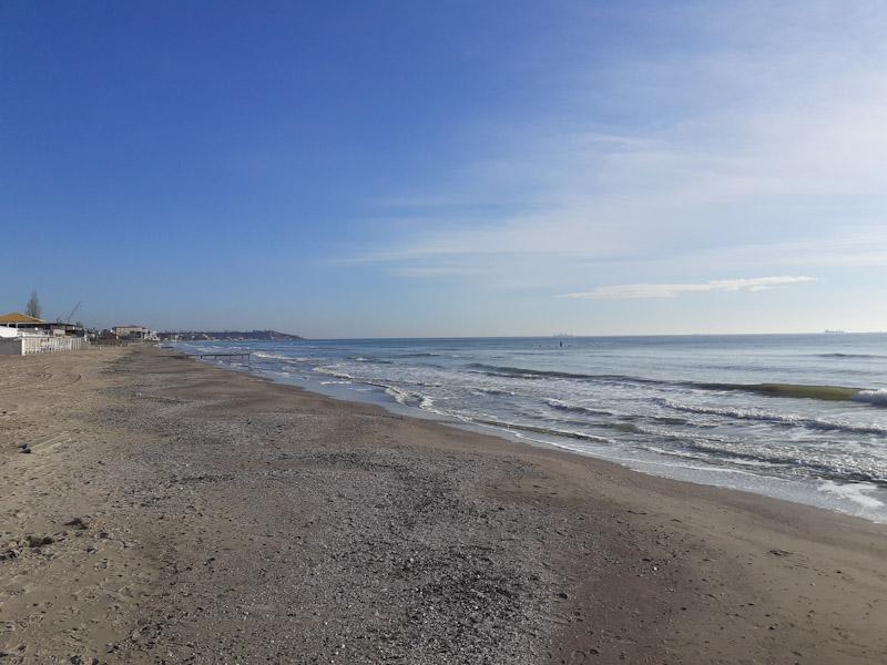 Фото Коблево море пляж