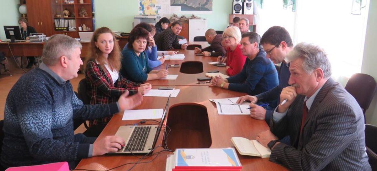 Проект: Стратегия развития Коблевской ОТГ (объединенной территориальной громады) на 2021-2027 годы