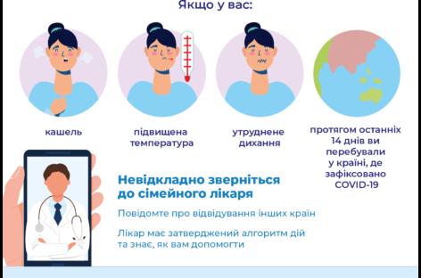 Информационные материалы по предупреждению коронавирусной инфекции. Здравоохранение в Коблево, стране и мире