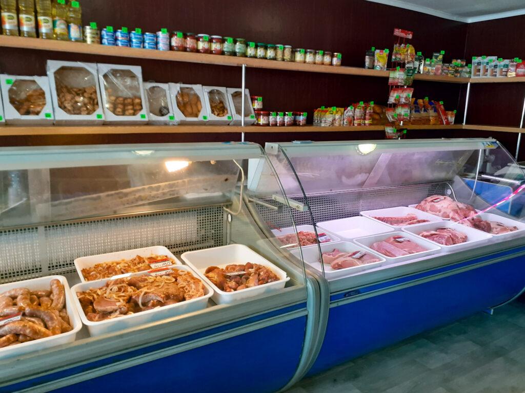 Мясо рынок Коблево