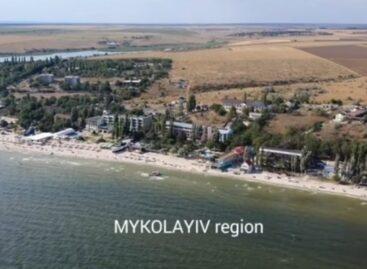 Карта Коблево — курортная территория. Интерактивная карта, маршрут, скриншоты. Обновление..