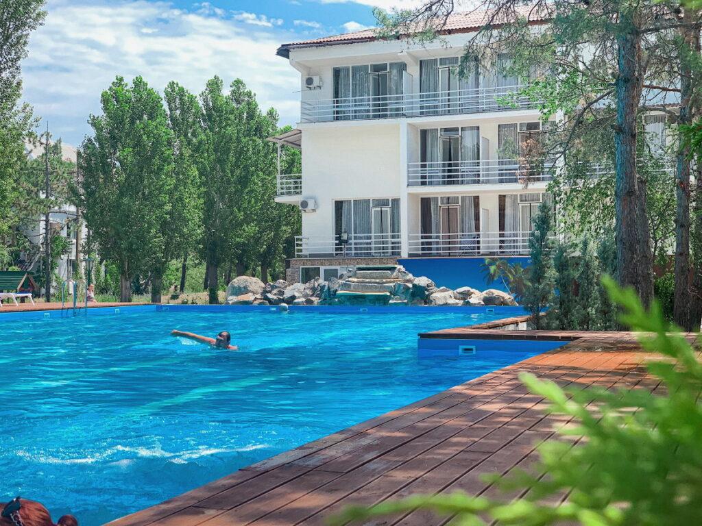 Vallen Park отель в Коблево