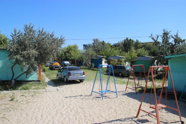 Пляж коблево отдых