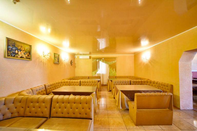 ресторан отель коблево