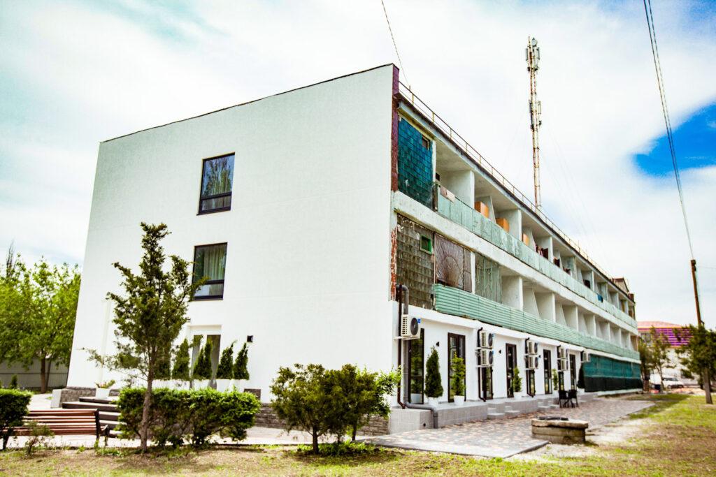 Эконом отель коблево
