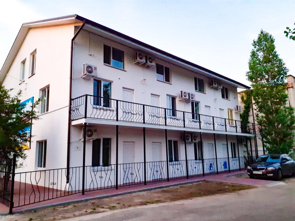 Белла коблево отель